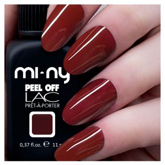 Peel Off Lac Brick Red swatch
