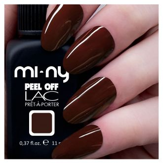 Peel Off Lac Dark Red swatch