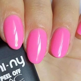 Peel Off Lac Carnation Pink swatch