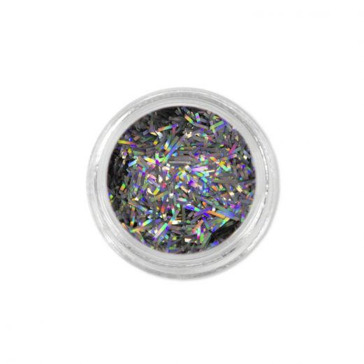 Flitter holographic per nail art
