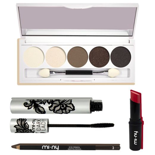 KIT MAKE UP NUDE OBSESSION